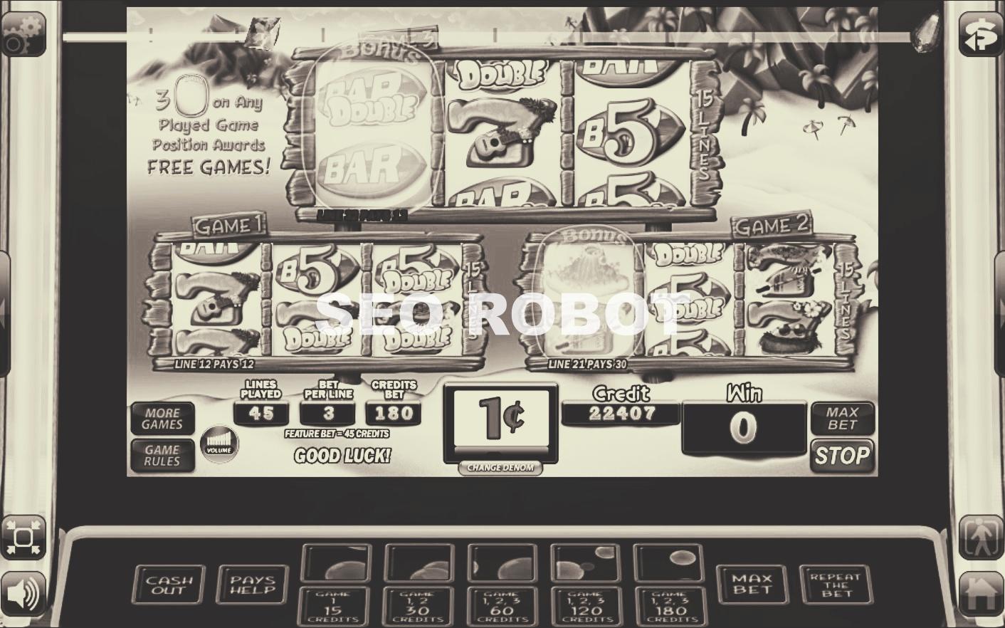 Langkah-langkah praktis Cara memenangkan slot online