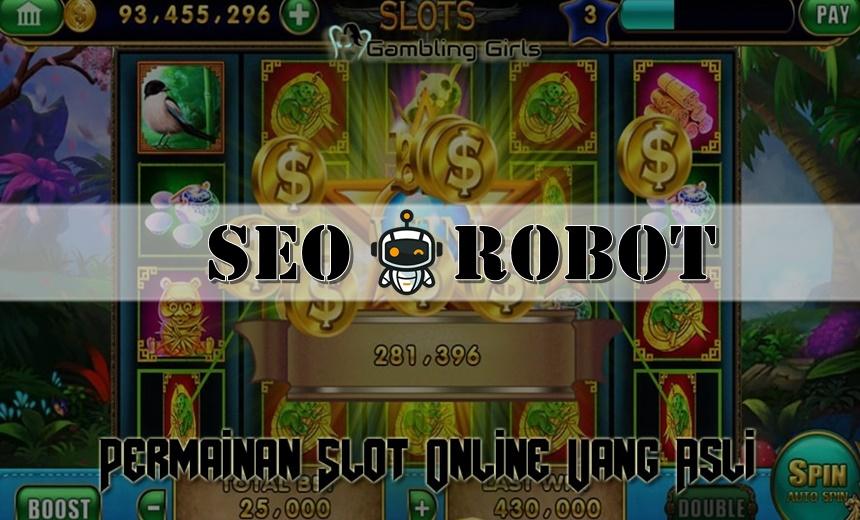 Raih Untung Melimpah Main Slot Online Uang Asli